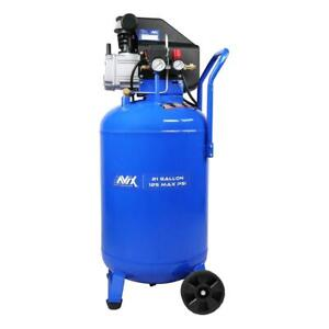 21 Gal Portable Electric 125 Psi Vertical Air Compressor