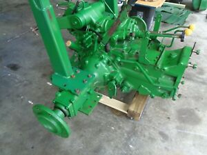 John Deere 870 4x4 Complete Rear Axle Ready To Install Rops Not Included