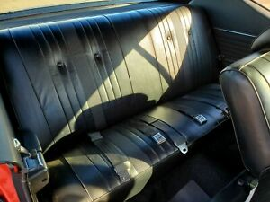 70 71 72 Chevelle Gto Skylark 442 Lemans Rear Seat Coupe A Body New Upholstery