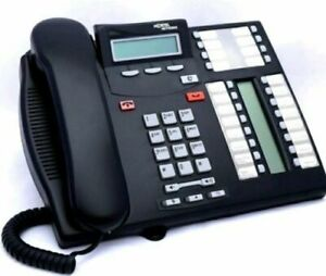 Nortel T7316e Phone Refurbished With One Year Warranty New Cords New Labels