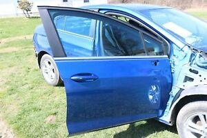 16 17 18 19 Chevy Cruze Right Front Passenger Door Kinetic Blue 388a