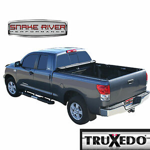 Truxedo Truxport Tonneau Cover For 2007 2013 Toyota Tundra 6 6 Bed 245701