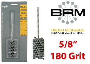 Brush Research 5 8 Flex Hone 180 Grit Engine Honing Tool New Free Shipping Usa