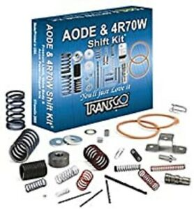 Ford Lincoln Aode 4r70w Transgo Shift Kit F150 Mustang