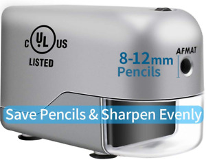 Colored Pencil Sharpener Heavy Duty Commercial Electric Classroom Pencil For
