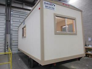 New 2021 8x24 Mobile Office Building job Site Trailer Kansas City Mo
