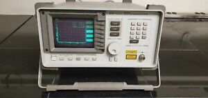 Hp 8145a Optical Time Domain Reflectometer Opt 002