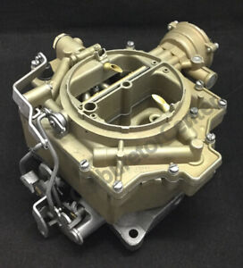 1955 1956 Pontiac 4gc Rochester Carburetor Remanufactured
