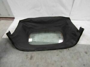 2006 2008 Mazda Miata Mx 5 Mx5 Convertible Soft Top Roof Back Glass Assembly