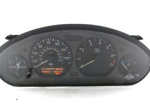 Instrument Speedometer Gauge Cluster Dash Panel 177k Fits 98 00 Bmw Z3 E36 E37