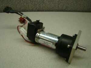 Maxon 412369 Motor With Avago Heds 5540 A02 Encoder