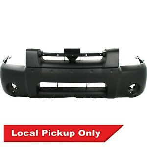 New Front Primed Bumper Cover For 2001 2004 Frontier Ni1000185 620229z440