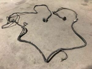 06 Dodge Ram 2500 Used 5 7l 4x2 Regular Cab Long Bed Frame Chassis Harness
