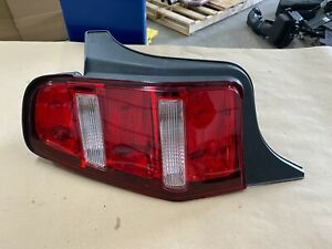 2010 2012 Ford Mustang Gt V6 Tail Light Lh Driver Side Oem