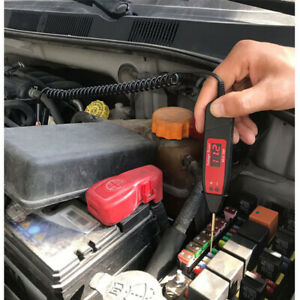 Auto Car 5 36v Circuit Tester Checks Fuses Circuits Test With Testing Probe