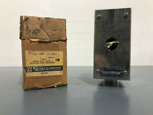 New Square D 9001 Kyc1 Heavy Duty Nema 4 Series A Stainless Steel Enclosure