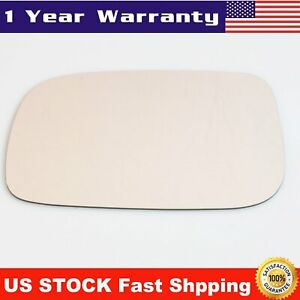 Mirror Glass Driver Side Left Lh For 2004 2009 Toyota Prius Adhesive Replacement
