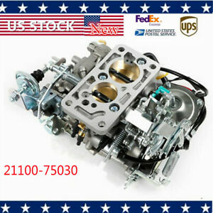 New Carburetor 21100 75030 For 1981 1995 Toyota corona celica pickup 4runner