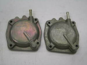 Ford 2x4 Holley Vacuum Secondary Tops New