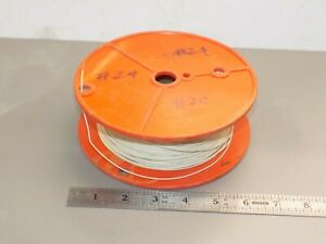 Aviation Avionics Wire Tefzel Mil Spec 24ga Over 2500