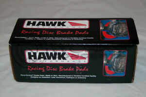 Hawk Dtc 30 Brake Pads For Hb100w 480 Aerospace Components Brakeman Cnc