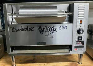 Apw Wyott M 83 Commercial Vertical Bun Grill Toaster