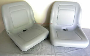 1 Pair 2 Seats For Toro Workman Md Hd 2100 2300 4300 Utv Utility Vehicle