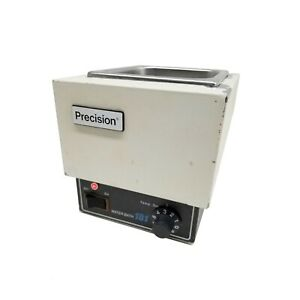 Precision 181 Small Laboratory Water Bath Pn 55557 28 25c 100c