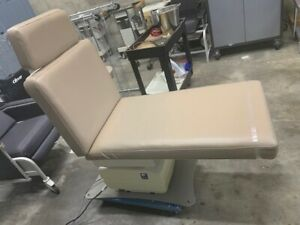 Mti Exam Table With Foot Control
