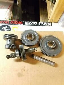 Suzuki Samurai Oem Transfer Case Gears Stock Gear Ratio 1986 1995 T Case 87