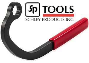 Schley 89100 13mm Injection Pump And Idle Lock Nut Wrench New Free Shipping Usa
