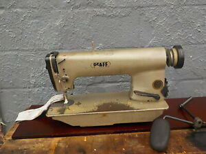 Industrial Sewing Machine Pfaff 463 Single Needle light Leather