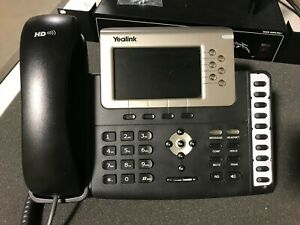 Yealink Sip t38g Enterprise Color Lcd Ip Phone