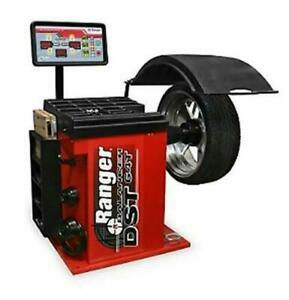Ranger Dst64t Wheel Balancer And Tire Changer R76atr 30 Capacity Deal Package