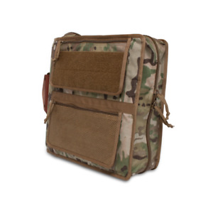 Tactical 3 ring Binder Cover System fits 1 To 2 Binders