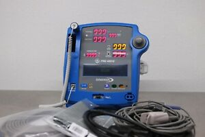 Ge Dinamap Pro 400v2 Patient Monitor Patient Ready