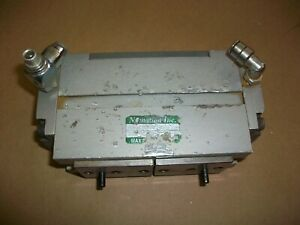 Numatics Pneumatic Gripper Nrgi50s16d Used
