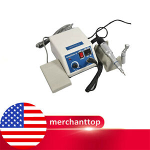 Dental Marathon 35k Rpm Micro Motor Micromtor Unit N3 With Polishing Handpiece