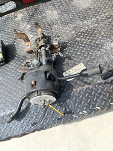 95 96 1995 1996 Ford Bronco Truck Steering Column Automatic Non tilt Od Parts