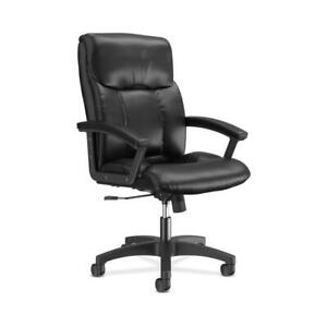 Hon Leather Executive Chair High back Computer Chair For Office Desk