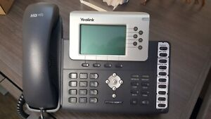 Yealink Sip t28p Ip Voip Display Phone Poe Hd Voice