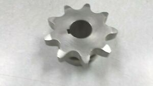 Lynn 60bs9 3 4 Stainless Steel Sprocket 3 4 Finished Bore 60 Chain 9 Teeth New