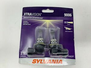 New Sylvania Xtravision 2 Pack 9006xv Light Bulb Fog Daytime Running
