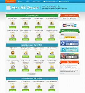 Turnkey Seo Reselling Business 100 Autopilot Huge Potential