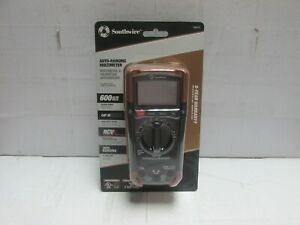 Southwire Auto ranging Multimeter 10041n