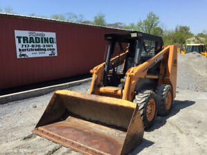 2008 Case 420 Series 3 Skid Steer Loader Super Clean Only 200 Hours