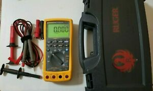Used Fluke 789 Process Meter W Leads More 239627 239628