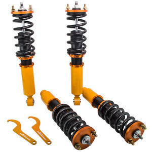 Complete Coilover Kits For Honda Cr V 1996 2001 Adj Height Shock Absorbers
