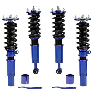 Coilovers Spring Strut Kit For Bmw 5 Series E39 1995 2003 Shock Adj Height