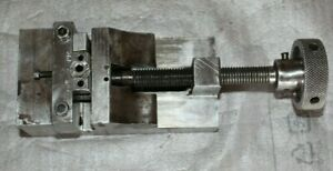 Precision Toolmakers Vise Machinist Grinding Milling Gunsmith 6lbs 4 9oz